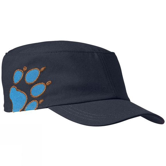 Jack Wolfskin Kids Companero Hat Night Blue