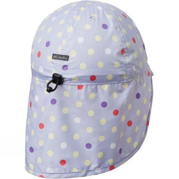 Columbia Kids Cachalot Hat Periwinkle Mult