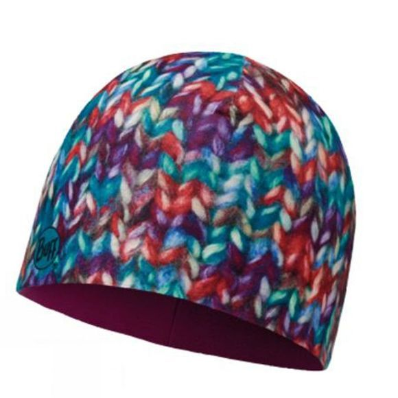 Childrens Microfiber and Polar Hat Patterned