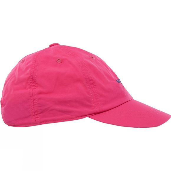 The North Face Kid's Horizon Hat Petticoat Pink/Blue Wing Teal