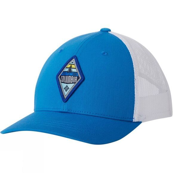 Columbia Kids Snap Back Hat Super Blue, Dia