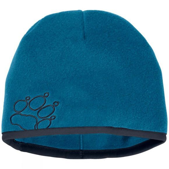 Jack Wolfskin Kids Baksmalla Fleece Hat Glacier Blue