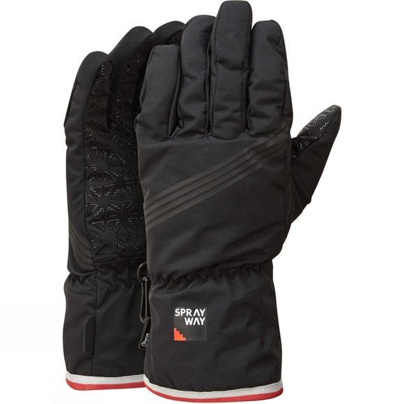 Sprayway Boys Skye Glove Black