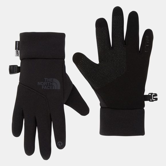 The North Face Youth Etip Glove TNF Black