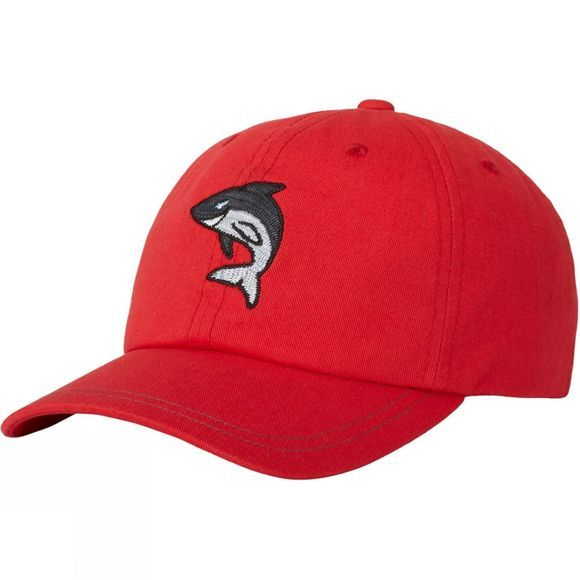 Columbia Youth CSC Ball Cap Bright Red, Sha