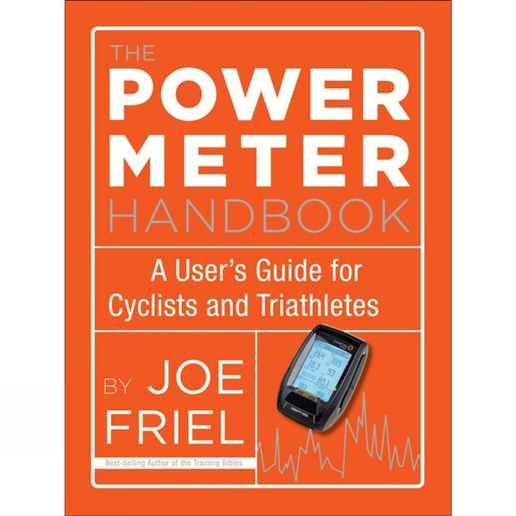 Velo Press The Power Meter Handbook No Colour