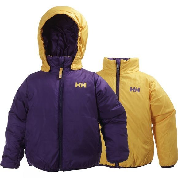 Helly Hansen Kids Synergy Jacket Sunburned Purple