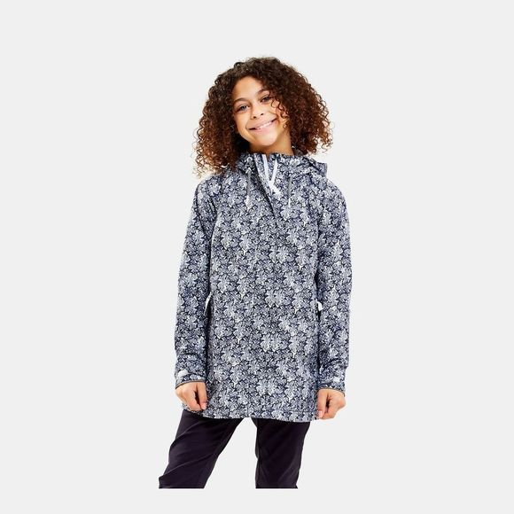 Craghoppers Girls Rita Jacket Blue Navy Print