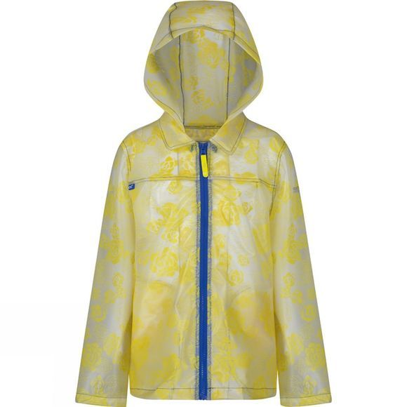 Regatta Girls Epping Jacket Spring Yellw