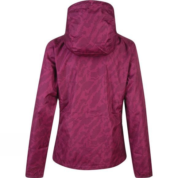 Dare 2 b Girls Trepid Jacket Camellia Purple Division Camo Print