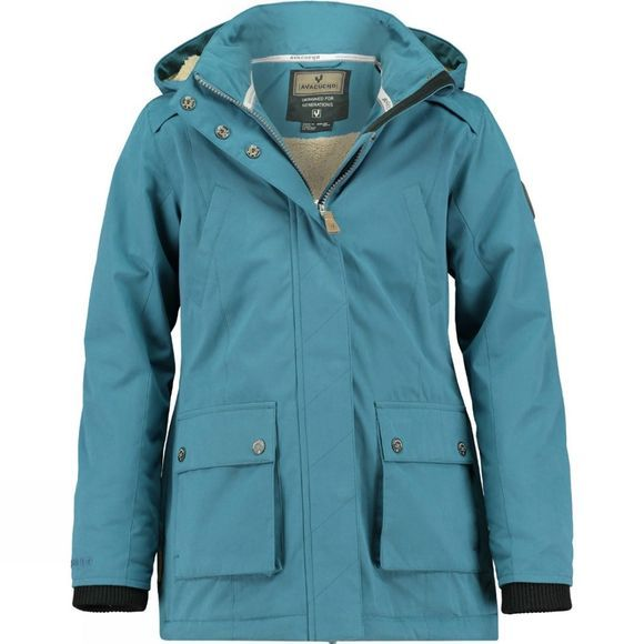 Ayacucho Kids Camrose Junior Coat Blue