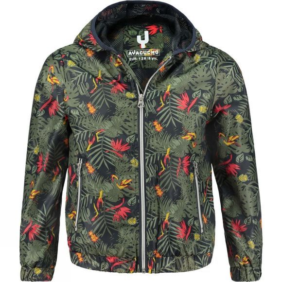 Ayacucho Leelo 18 Jacket Parisian Night 2 (Print)
