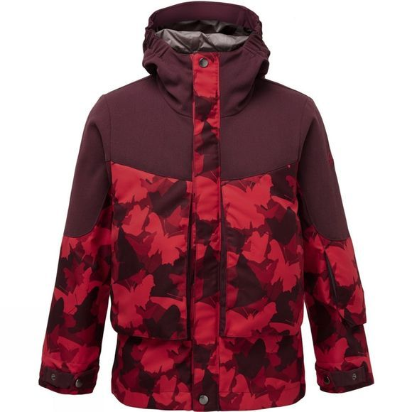 Chris Packham Girls Apatura Jacket Swallowtail