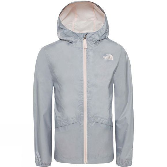 The North Face Girls Zipline Jacket Mid Grey