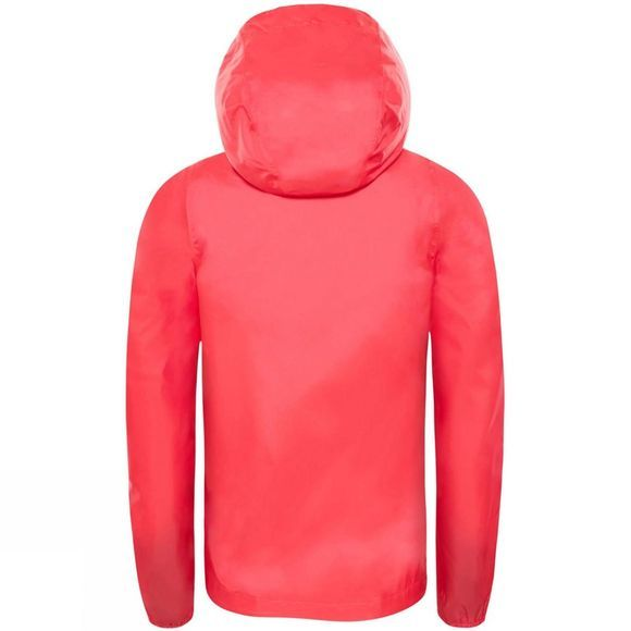 The North Face Girls Zipline Jacket Atomic Pink
