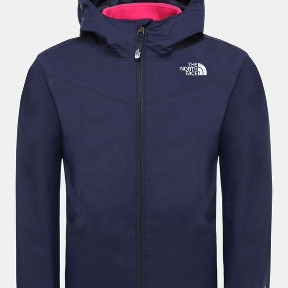 The North Face Girls Eliana Triclimate Jacket Montague Blue
