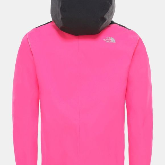 The North Face Children's Resolve Reflective Jacket 2019 Mr. Pink