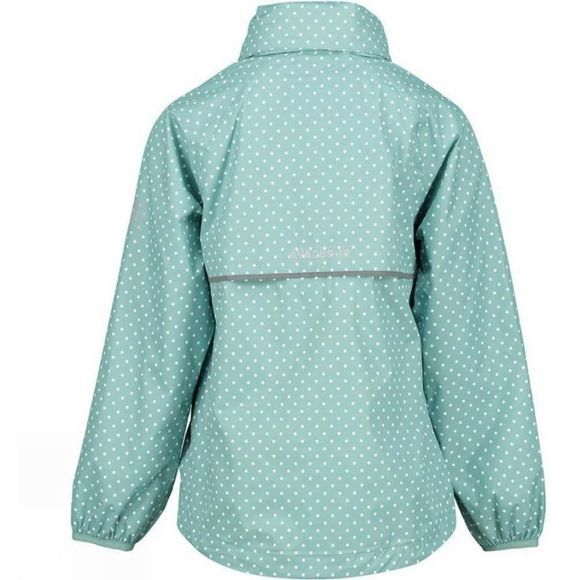 Ayacucho ABCSN3Leelo Alp Junior Packable Jacket Age 14+ Light Blue