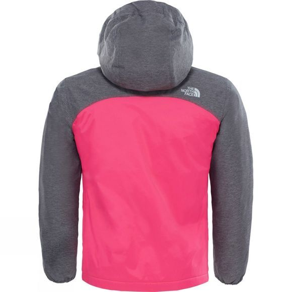 The North Face Girls Warm Storm Jacket Petticoat Pink