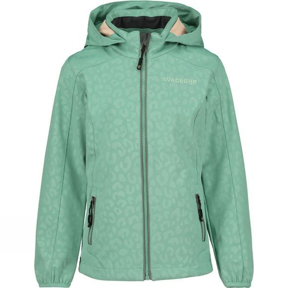 Ayacucho Girls Jools Jacket Green
