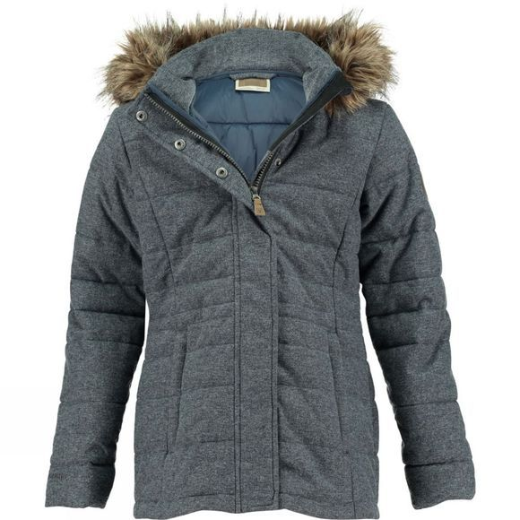Ayacucho Kids Joliette Junior Coat Dark Navy Melange