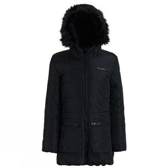 Regatta Girls Cherryhill Jacket Black