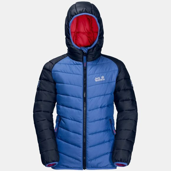 Jack Wolfskin Kids Zenon Jacket Coastal Blue