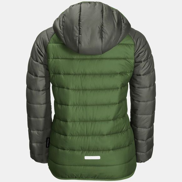 Jack Wolfskin Kids Zenon Jacket Deep Forest