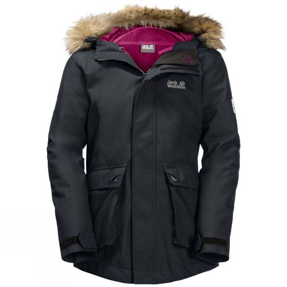 Girls Elk Island 3in1 Parka