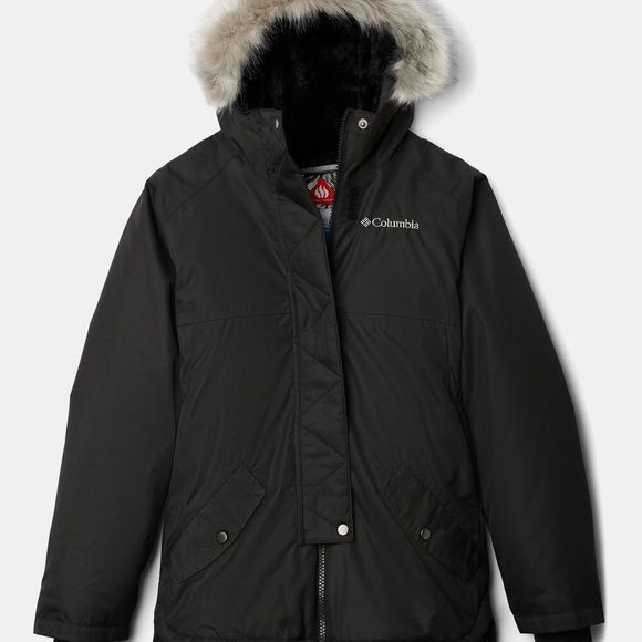 Columbia Girls Carson Pass Mid Jacket Black