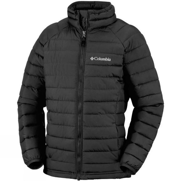 Columbia Children's Powder Lite Jacket Black