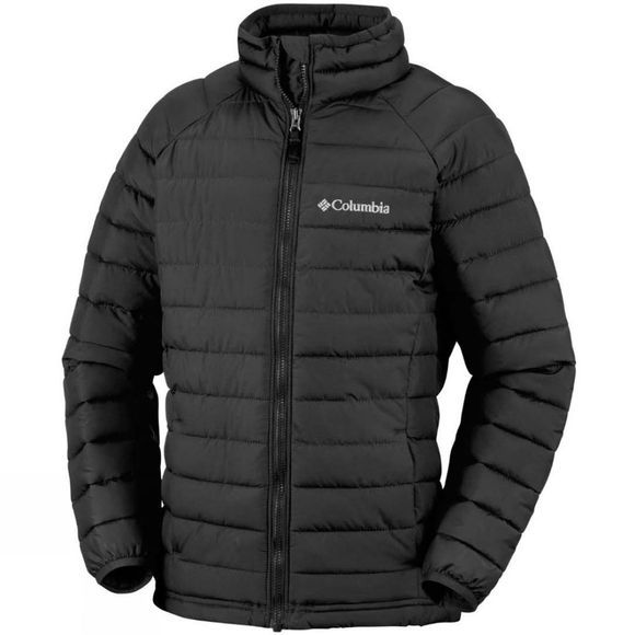 Columbia Girls Powder Lite Jacket Black