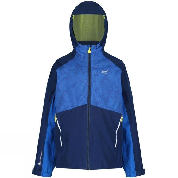 Regatta Kids Hydrate IV 3 In 1 Jacket Prussian Blue/Oxford Blue