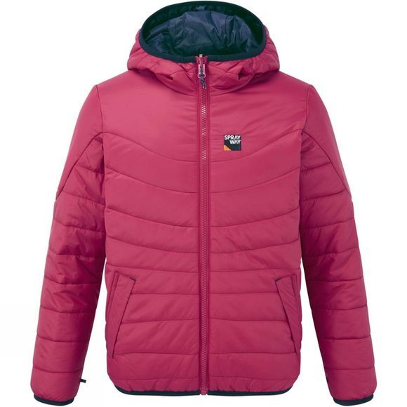 Girls Belle I.A. Reversible Jacket Age 14+