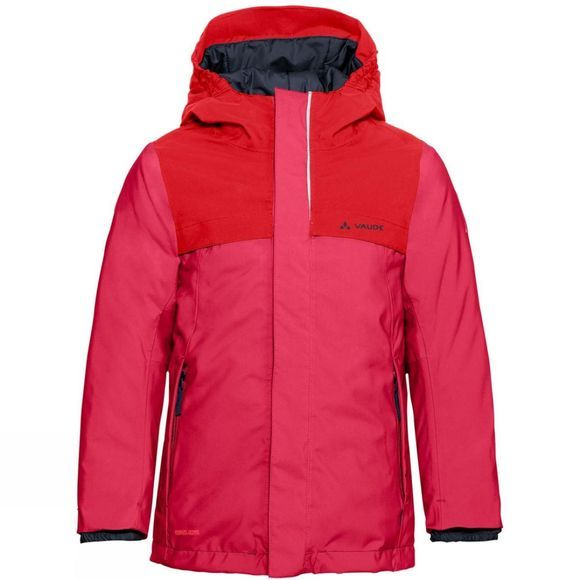 Vaude Girls Youth Igmu Jacket Crocus