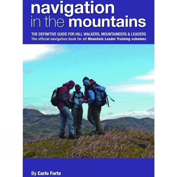 UK Mountain Training Navigation in the Mountains No Colour