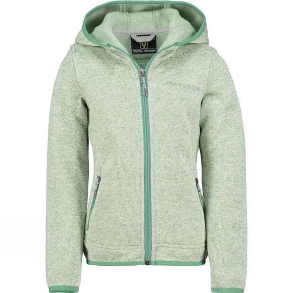 Ayacucho Girls Josie Fleece Green