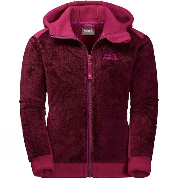 Girls Moose Fleece