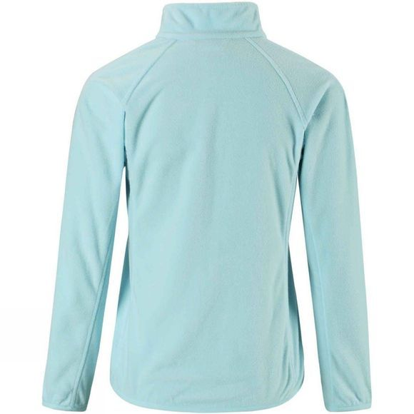 Reima Girls Alagna Fleece Sweater Light turquoise