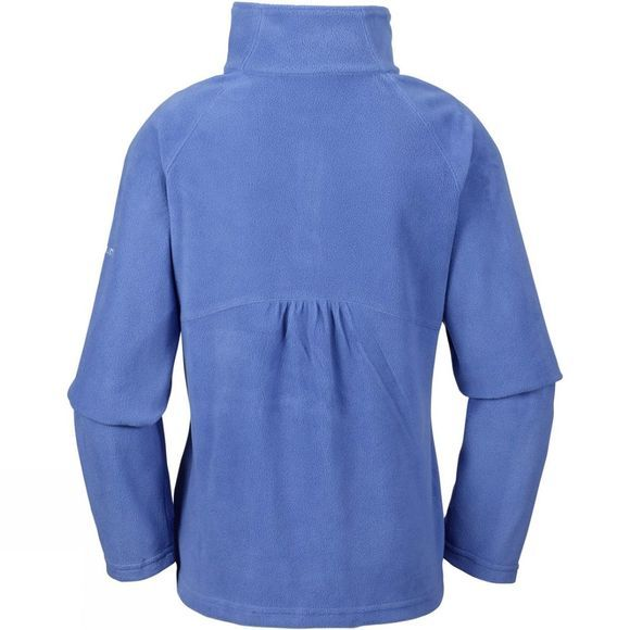 Girls Glacial Half Zip Fleece Age 14+