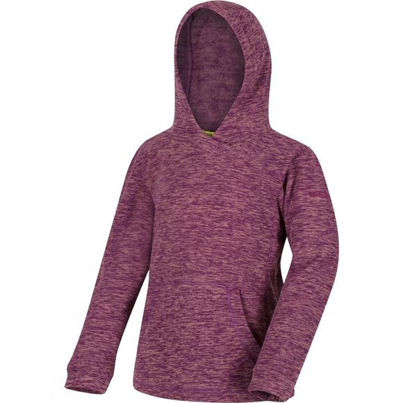 Regatta Girls Khrissa Fleece Winberry/Ash Rose