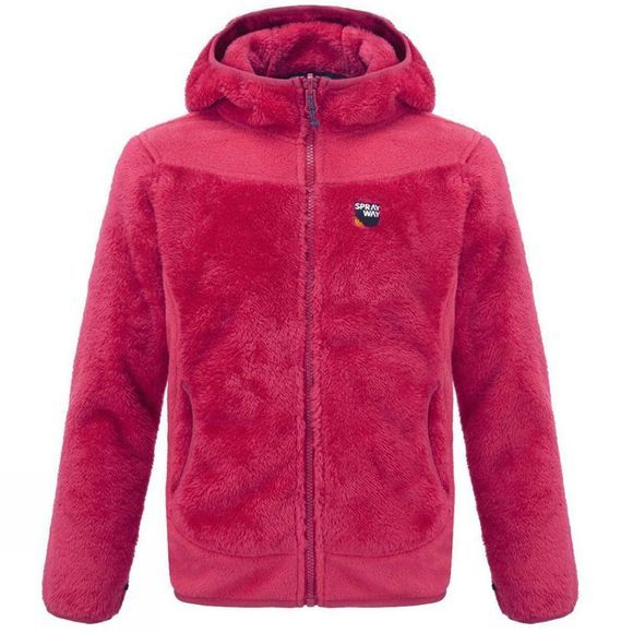 Sprayway Kids Bianca I.A. Fleece Age 14+ Rose Pink