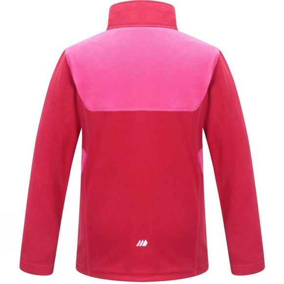 Girls Tresfjord Microfleece Jacket