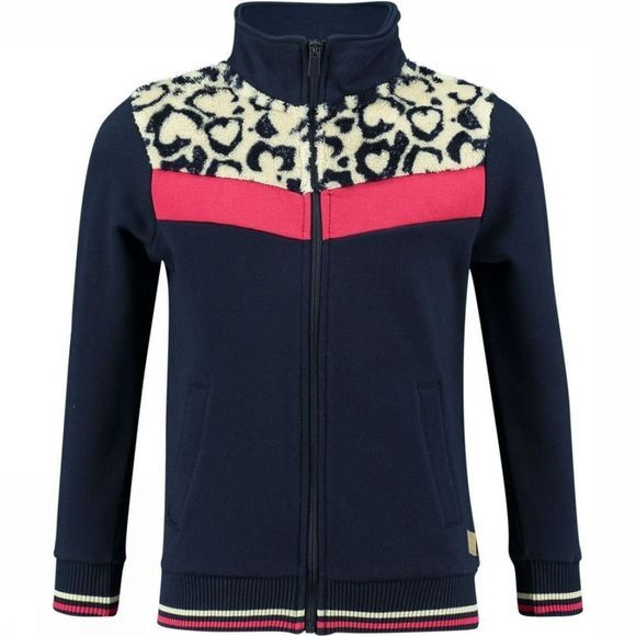 Ayacucho Zelma Junior Fleece Jacket 14+ Evening Blue