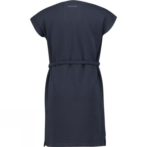 Ayacucho Girls Bahiadrake Dress INTENSE NAVY