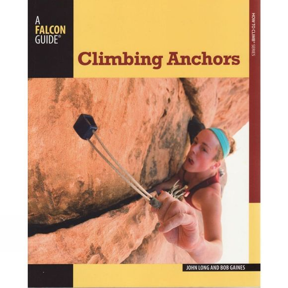Globe Pequot Press Climbing Anchors No Colour