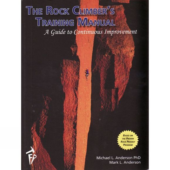 Fixed Pin Publishing The Rock Climber's Training Manual No Colour