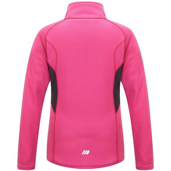 Skogstad Girls Varseter Zip Top 14+ Magenta