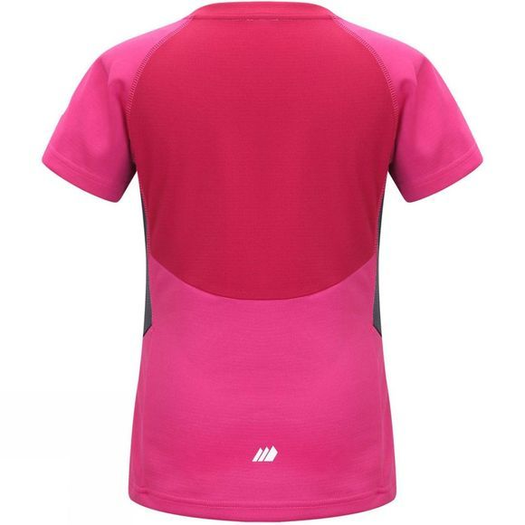 Skogstad Girls Glitre Technical T-shirt 14+ Magenta