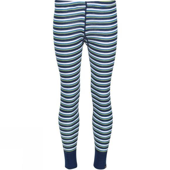 Regatta Kids Beeley Baselayer Set Prussian Stripe